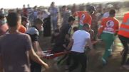 State of Palestine: At least 35 injured at March of Return demo in Gaza
