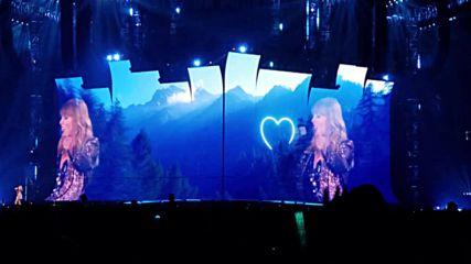 На живо от Глендейл! Taylor Swift - Getaway Car - Reputation Stadium Tour