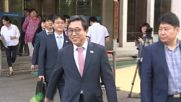 Korean DMZ: North, South Korea discuss Asian Games sports co-operation