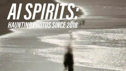 AI Spirits: Haunting Photos Since 2018