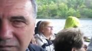 на корабче -плитвишките езера -Хърватия