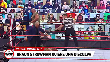 ESTA NOCHE en #RAW: WWE Ahora, Mar 8, 2021