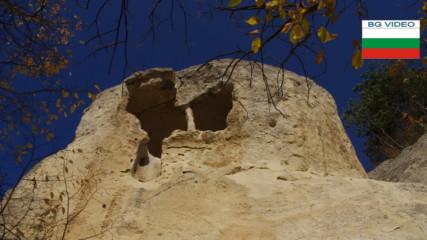 Мистериите на Шуменското плато - манастирът с каменната колона