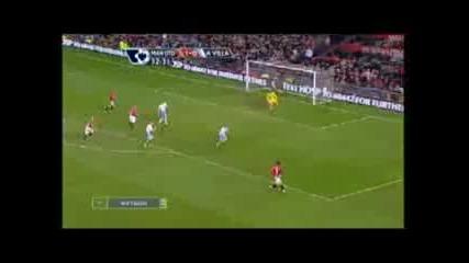 Cristiano Ronaldo - Головете му в Ман Ютд