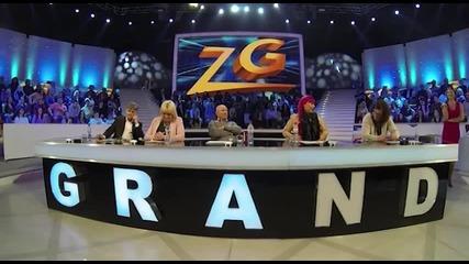 Armin Cohodar - Tebi majko misli lete - Cemu ovo sve - (Live) - ZG 2 krug 2013 14 - 22.02.14. EM 20.