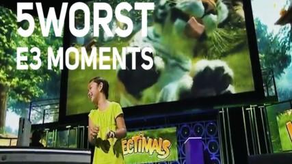 5 Worst of E3