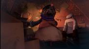 Клошарката - Анимация!