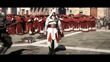 Assassin s Creed Brotherhood Trailer