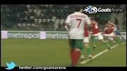 Гол на Божинов ( Унгария - България 1-1 )