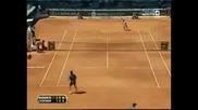 Atp 1000 Madrid 2009 : Федерер - Родик