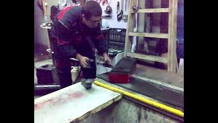 ремонт касетофон1 Bombata и Mитко