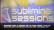 Richard Grey Maboo Inc vs Todd Terry - Something s Going On 2010 (jose Nunez Remix)
