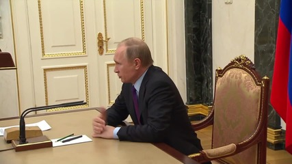 Russia: Putin discusses Nagorno-Karabakh conflict with Security Council