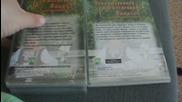 Българското Vhs и Dvd издание на Приключенията На Котарака Финдъс (1999) Проксима Видео 2004