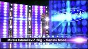 Mirela Islamcevic - Za moje dobro - (Live) - ZG 2013 2014 - 25.01.2014. EM 16.