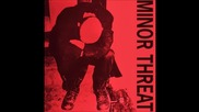 Minor Threat - Screaming At A Wall