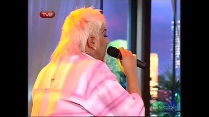 Азис Как Боли LIVE В Неговото Шоу 06.02.2008 (+ Субтитри) High-Quality