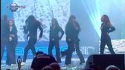 Анелия - Виж ме сега - 11 Годишни Музикални Награди 2012 - Full H D 1080p
