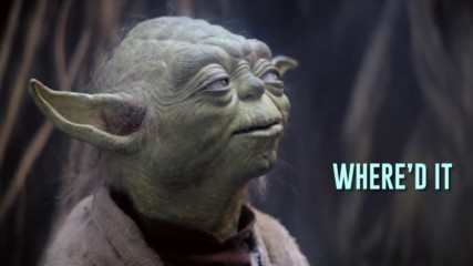 Seagulls Stop It Now -- A Bad Lip Reading of The Empire Strikes Back
