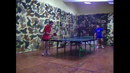Table Tennis Bladefox - Dr. Neubauer