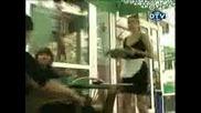 Скрита Камера - Сервитьорката