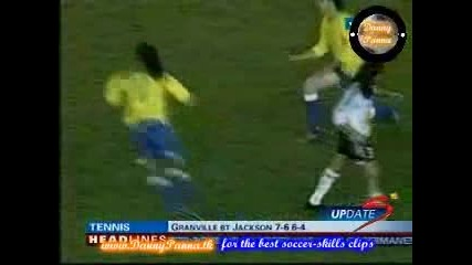 Shamarche Na Ronaldinho Prateno Do Sorin