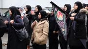 Germany: Shia Muslims commemorate Ashura in Cologne