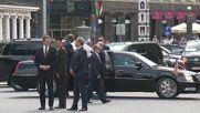 Latvia: Vice-President Biden commemorates Latvian independence in Riga