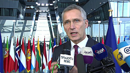 Belgium: 'We have to overcome these disagreements' – Stoltenberg on NATO criticism