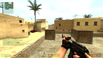 Source 50 fps 1080p Gameplay Hattrick