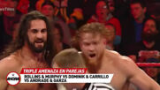 TODO lo que tienes que SABER antes de #RAW: WWE Ahora, Sep 21, 2020