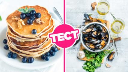 ТЕСТ: Знаеш ли кои са родините на тези популярни ястия?