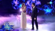 Марио и Виктория пренесоха любовта на сцената с Vivo Per Lei, X Factor Live (22.10.2017)