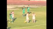 Голът на ЦСКА срещу Оборище