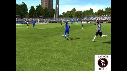 Fifa 2011 Bfl - Гол на Веско Минев