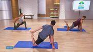 Ted - Restore Stretch Day 2. 3-day Refresh Yoga Beachbody Yoga Studio