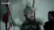 Шехзаде Мурад решава съдбата на битката - Великолепният Век Еп.137