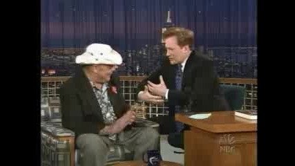 Hunter S Thompson Conan Obrien 2003 02 06