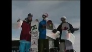 Hemsedal Nordic Open Ttr World Snowboard Tour - Mikkel Bang