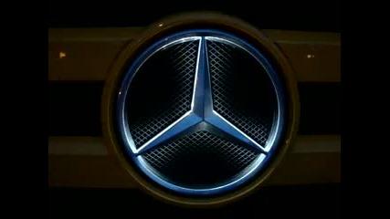 Готина емблема на Mercedes Benz Actros