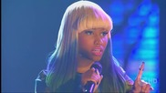 (hd) Nicki Minaj Interview & Performance on Lopez Tonight