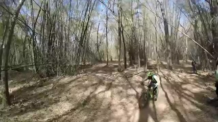 Mountain Biking in Chiang Mai - Bamboo Trail