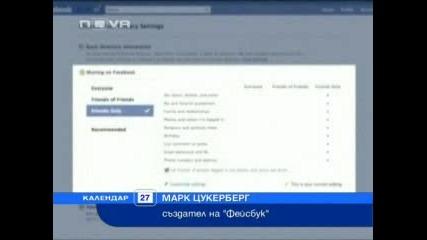 Facebook – опасност за личните данни