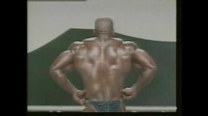 Darrem Charles На Олимпиа 2007