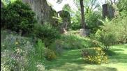 Градината на нимфa - област Лацио - Италия