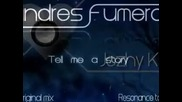 Andres Fumero - Tell me a story (jozhy K Remix)