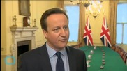 British PM Cameron to Face Rivals in TV Debate