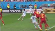 Аржентина победи Белгия с 1:0