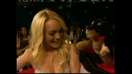 Lindsay Lohan messed up by Eminem