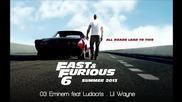 Fast & Furious 6 Eminem Feat. Ludacris & Lil Wayne - Second Chance (dj Bessi remix)